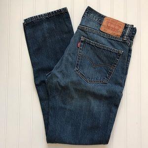 LEVIS 511 Slim Fit Blue Jeans! Medium Wash W32 L32